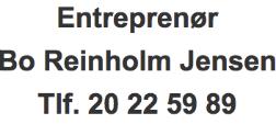 Entreprenør Bo Reinholm Jensen